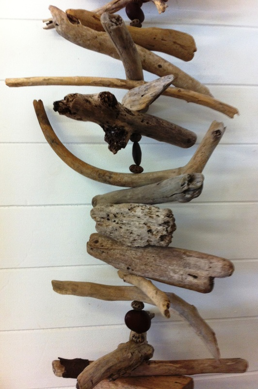 Hanging Driftwood Mobile - Large CONTACT US FOR AVAILABILTY/DELIVERY CHARGE